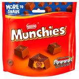 Munchies Milk Chocolate & Caramel Sharing Pouch 216g