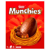 Munchies Milk Chocolate Large Easter Egg 284g