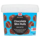 Mycakes Chocolate Mini Rolls Mini Bites 250g