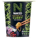 Naked Noodle Singapore Style Curry 78g