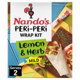 Nando's Lemon & Herb Peri-Peri Wrap Kit 261g
