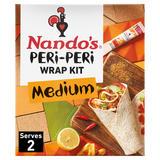 Nando's Medium Peri-Peri Wrap Kit 261g