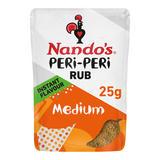 Nando's Peri-Peri Rub Medium 25g