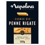 Napolina Bronze Die Penne Rigate No. 163 500g