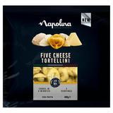 Napolina Five Cheese Tortellini Egg Pasta 400g