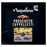 Napolina Prosciutto Cappelletti Egg Pasta 400g