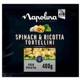 Napolina Spinach & Ricotta Tortellini 400g