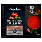 Napolina Tomato & Basil Pasta Sauce 250g