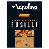 Napolina Whole Wheat Fusilli No. 323 500g