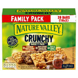 Nature Valley Crunchy Variety Pack Cereal Bars 10 x 42g (420g)