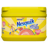 Nesquik Strawberry Flavoured Milkshake Powder 300g Tub