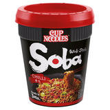 Nissin Cup Noodles Soba Wok Style Chilli 92g
