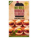 No Bull 8 Mini Burger Sliders 275g