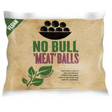 No Bull Vegan Meatballs 192g
