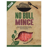 No Bull Vegan Mince 500g