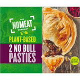 No Bull Meat Free Pasties 2 x 200g (400g)