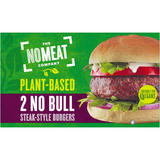 No Bull Steak-Style Burgers 2 x 113g (226g)