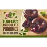 No Meat Chocolate Puddings 160g