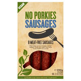 No Porkies Meat-Free Sausages 8 x 25g (200g)