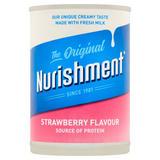 Nurishment Original Strawberry Flavour 400g
