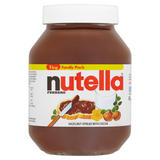 Nutella Hazelnut and Cocoa Spread Jar 1kg