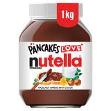 Nutella Hazelnut Spread with Cocoa 1kg