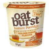 Oatburst Instant Porridge Golden Syrup Flavour 57g