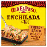 Old El Paso Cheesy Baked Enchilada Kit 663g