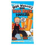 Oor Wullie's Braw Iron Brew Flavour Freezable Pops 10 x 50ml (500ml)
