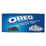 Oreo Vanilla Yogurts with Oreo Biscuit Pieces 4 x 120g