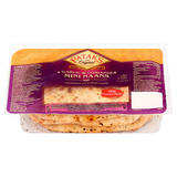 Patak's Garlic & Coriander Mini Naan Breads x 4
