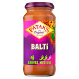 Patak's The Original Balti Cooking Sauce 450g