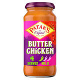 Patak's The Original Butter Chicken Cooking Sauce 450g
