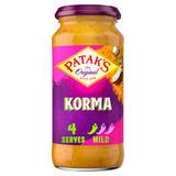 Patak's The Original Korma Cooking Sauce 450g