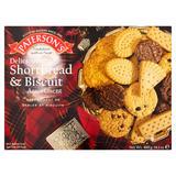 Paterson's Delicious Shortbread & Biscuit Assortment 400g
