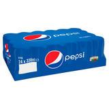 Pepsi Cola Can 24x330ml