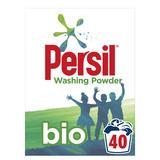 Persil Bio Fabric Cleaning Washing Powder 40 Wash 2.6 kg