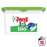 Persil Bio Laundry Washing Capsules 15 Wash