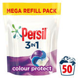Persil Colour Protect Laundry Washing Capsules 50 Wash 1.350 kg