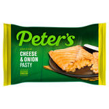 Peter's Cheese & Onion Pasty