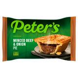 Peter's Minced Beef & Onion Pie