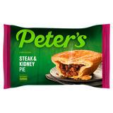 Peter's Steak & Kidney Pie