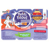 Petits Filous Strawberry and Raspberry Fromage Frais 2x47g