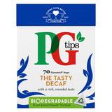 PG tips Decaffeinated Tea Bags 203g