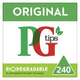 PG tips Original Tea Bags 160 + 50% Free