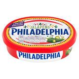 Philadelphia Jalapeno Soft Cheese170g