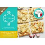 Piccolino Garlic and Cheese Flatbread 288g