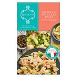 Piccolino Salmon and Broccoli Pasta 400g