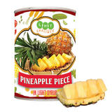 Pineapple in Light Syrup 290g