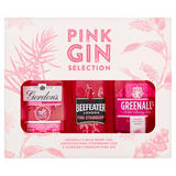 Pink Gin Selection